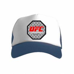 Детская кепка-тракер UFC Cage