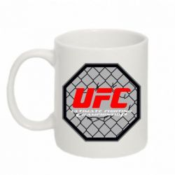 Кружка 320ml UFC Cage - FatLine