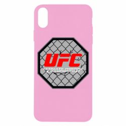 Чехол для iPhone X/Xs UFC Cage
