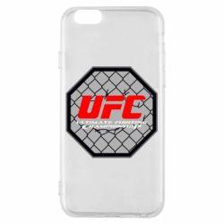 Чехол для iPhone 6/6S UFC Cage