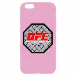 Чехол для iPhone 6 Plus/6S Plus UFC Cage