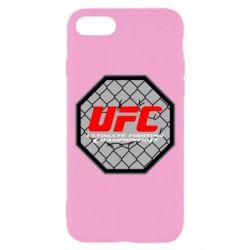 Чехол для iPhone 7 UFC Cage