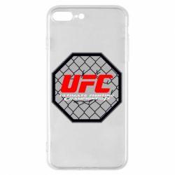 Чехол для iPhone 7 Plus UFC Cage
