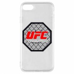 Чехол для iPhone 8 UFC Cage
