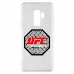 Чехол для Samsung S9+ UFC Cage
