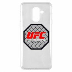 Чехол для Samsung A6+ 2018 UFC Cage