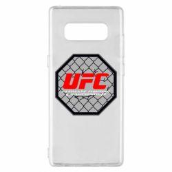 Чехол для Samsung Note 8 UFC Cage