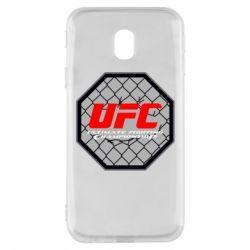 Чехол для Samsung J3 2017 UFC Cage
