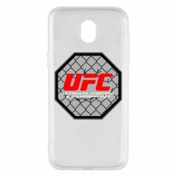 Чехол для Samsung J5 2017 UFC Cage