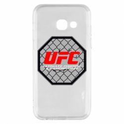 Чехол для Samsung A3 2017 UFC Cage