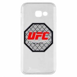 Чехол для Samsung A5 2017 UFC Cage