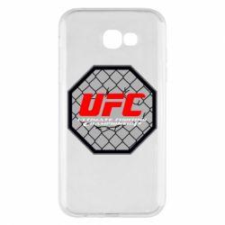 Чехол для Samsung A7 2017 UFC Cage
