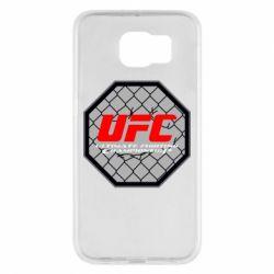 Чехол для Samsung S6 UFC Cage