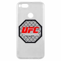Чехол для Xiaomi Mi A1 UFC Cage