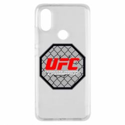 Чехол для Xiaomi Mi A2 UFC Cage