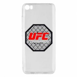 Чехол для Xiaomi Mi5/Mi5 Pro UFC Cage