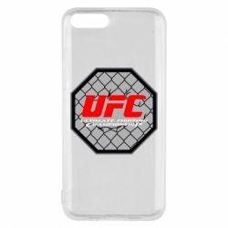 Чехол для Xiaomi Mi6 UFC Cage