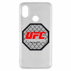 Чехол для Xiaomi Mi8 UFC Cage