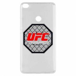 Чехол для Xiaomi Mi Max 2 UFC Cage