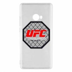 Чехол для Xiaomi Mi Note 2 UFC Cage