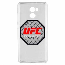 Чехол для Xiaomi Redmi 4 UFC Cage