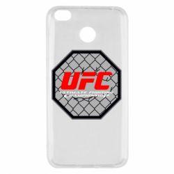 Чехол для Xiaomi Redmi 4x UFC Cage