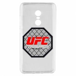 Чехол для Xiaomi Redmi Note 4 UFC Cage