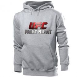 Мужская толстовка UFC Fight Night - FatLine