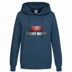 Женская толстовка UFC Fight Night - FatLine