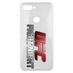 Чохол для Xiaomi Mi8 Lite UFC Fight Night