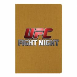 Блокнот А5 UFC Fight Night