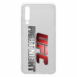 Чохол для Xiaomi Mi9 UFC Fight Night