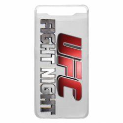 Чохол для Samsung A80 UFC Fight Night