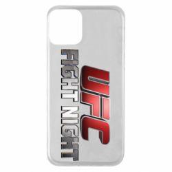 Чохол для iPhone 11 UFC Fight Night