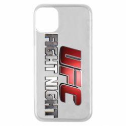 Чохол для iPhone 11 Pro UFC Fight Night