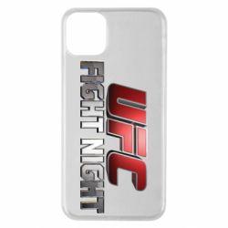 Чохол для iPhone 11 Pro Max UFC Fight Night