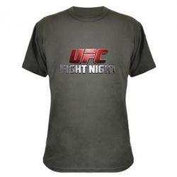 Камуфляжная футболка UFC Fight Night - FatLine