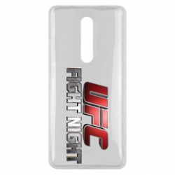 Чохол для Xiaomi Mi9T UFC Fight Night