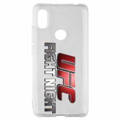 Чохол для Xiaomi Redmi S2 UFC Fight Night