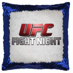 Подушка-хамелеон UFC Fight Night