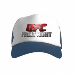 Дитяча кепка-тракер UFC Fight Night