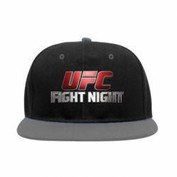 Снепбек UFC Fight Night - FatLine