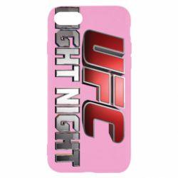 Чохол для iPhone 7 UFC Fight Night