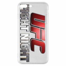 Чохол для iPhone 8 Plus UFC Fight Night