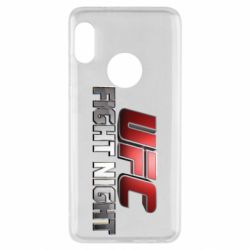 Чохол для Xiaomi Redmi Note 5 UFC Fight Night