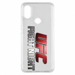 Чохол для Xiaomi Mi A2 UFC Fight Night