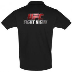 Футболка Поло UFC Fight Night - FatLine