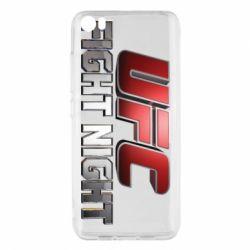 Чохол для Xiaomi Mi5/Mi5 Pro UFC Fight Night