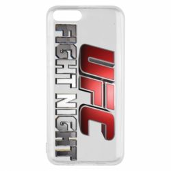 Чохол для Xiaomi Mi6 UFC Fight Night