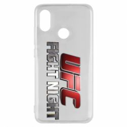 Чохол для Xiaomi Mi8 UFC Fight Night